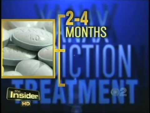 0 CBS The Insider Features Dr. Howard Samuels on 3/26/2012 about dangers of the drug Xanax.