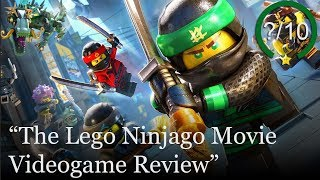 The Lego Ninjago Movie Videogame Review