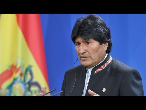 Evo Morales Looks Set To Narrowly Lose Bolivia Referendum : Exit Polls
