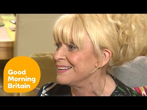 Barbara Windsor Chokes Up As She Bids A Final Farewell To Peggy Mitchell | Good Morning Britain