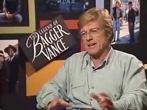 Robert Redford Interview The Legend Of Bagger Vance