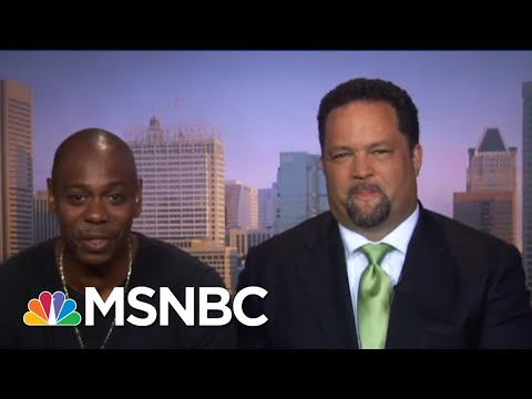 Dave Chappelle On Why He's Making His 1st Political Endorsement | The Beat With Ari Melber | MSNBC
