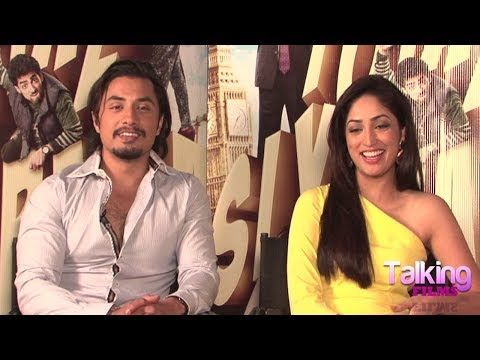 Ali Zafar Yaami Gautam Fun Interview On Total Siyapaa | Bathroom Scene | India-pakistan Paradigm video
