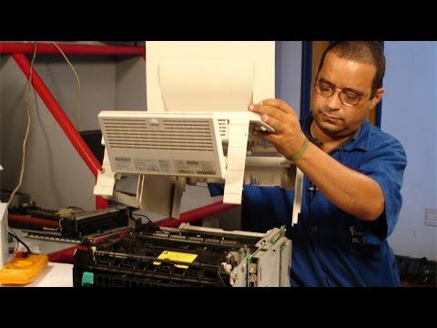 Curso Manutenção de Impressoras a Laser - Cursos CPT