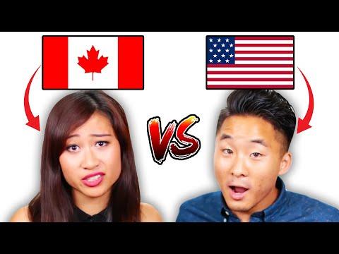 ASIAN CANADIANS VS ASIANS AMERICANS thumbnail
