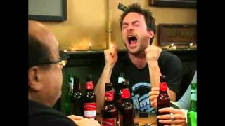 Download OH MY GOD I DON'T CARE - charlie screams - it's always sunny in philadelphia iasip S03E02 3x02 3Gp Mp4