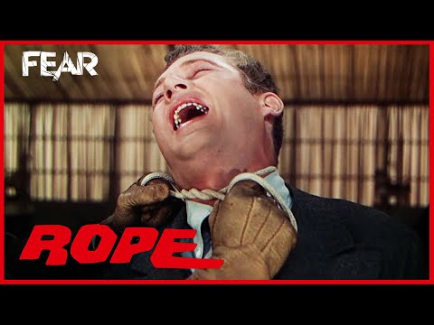 The Perfect Murder - Opening Scene   Rope