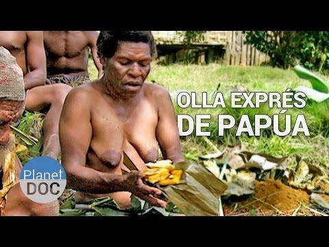 Curiosidades del Mundo   Olla Expres de Papua - Planet Doc