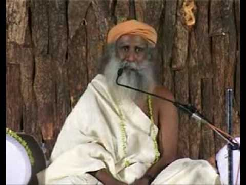 Sadhguru Tamil Speech video