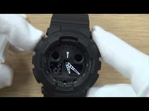 How To Set A G-Shock Watch
