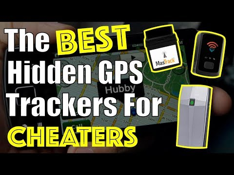 Top 5 Best Hidden GPS Trackers For Cheaters