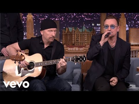 U2 - Ordinary Love (live On The Tonight Show) video