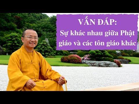 Vấn đáp: Sự khác nhau giữa Phật giáo và các tôn giáo khác
