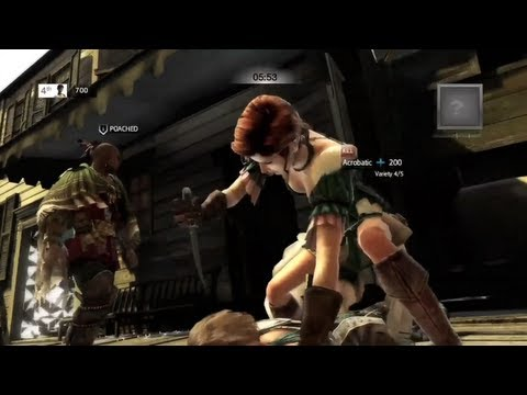 Assassin's Creed 3 - ASSASSINATION INITIATION (AC3 Multiplayer Gameplay)