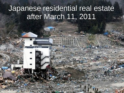 Japanese residential real estate after March 11, 2011