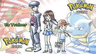 Pokemon Red/Blue/Yellow - Battle! Trainer Music (HQ)