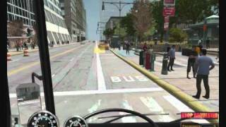 City bus simulator 2010-Karosa B732
