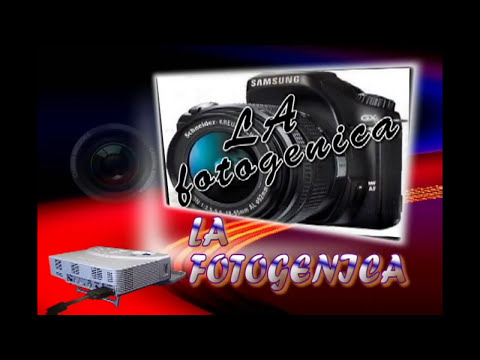 La Fotogenica-La Cámara Matizona