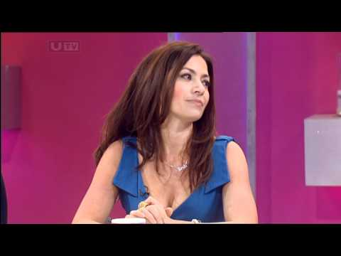 Clare Nasir - Loose Women - Cleavage - 05-Jan-11