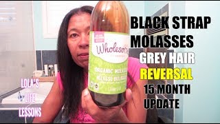 Only With This INGREDIENT Say Goodbye To Gray Hair FOREVER   HOME REMEDY FOR GRAY HAIR!