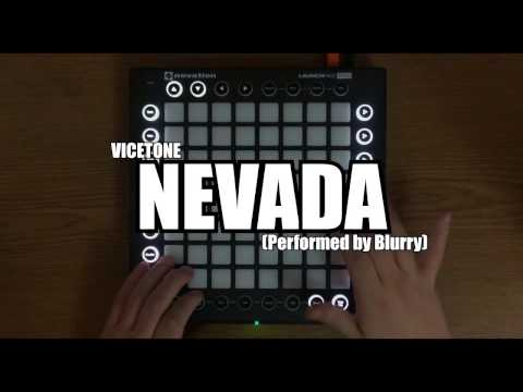 Vicetone - Nevada (feat. Cozi Zuehlsdorff) | Launchpad PRO Cover by Blurry