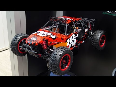 LOSI K&N DBXL 1/5 4WD Buggy  RC NEWS 2016 NUREMBERG TOY FAIR [PL]