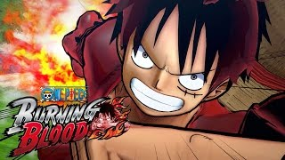 D-Free Reviews: One Piece Burning Blood! w/Dr. Blick