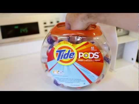 how to use tide pods how to save money and do it yourself. Black Bedroom Furniture Sets. Home Design Ideas