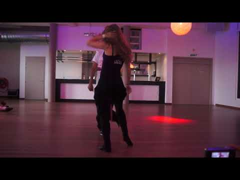 DIZC2014 - Maria & Anthony ACD ~ video by Zouk Soul