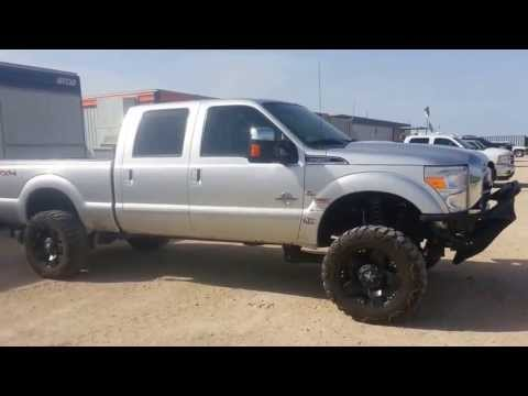 2011 f250 pre runner part 2