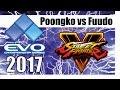 SFV EVO 2017 -Pools- POONGKO (KOLIN) vs FUUDO (MIKA)