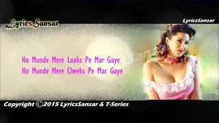 Super Girl From China Video With Lyrics - Sunny Leone | Kanika Kapoor, Mika Singh