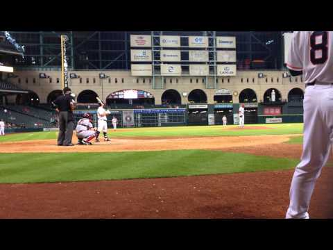 Aroldis Chapman Throwing 103 MPH VS The Astros 9/18/13 HD
