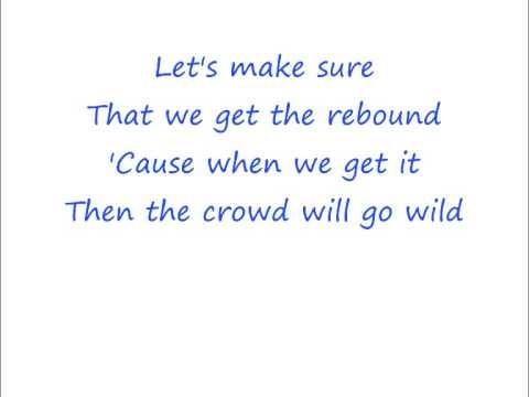 High School Musical - Get'cha Head in the Game - lyrics