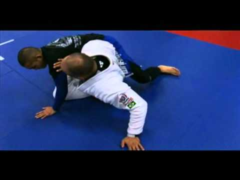 Brazilian Jiu-jitsu: Side Cross Escape and Drill Image 1
