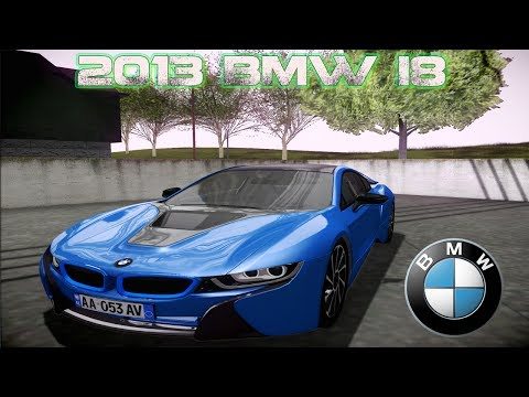 GTA San Andreas Mods - BMW I8 2013  [IVF][CAR][HQ][HD]