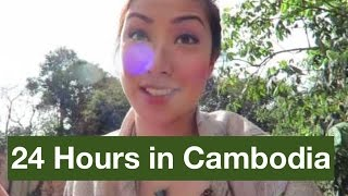 24 Hours In Cambodia | Private Sunrise Tour $110- WORTH IT?
