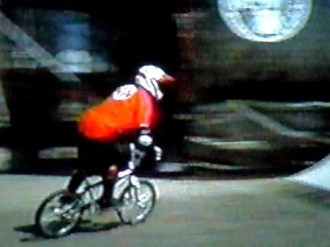 jay miron bmx street run #3 , bs comp #1 1996 Video
