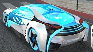 Driving Academy Unlock BMW i8 Concept Car Simulator 3D, BMW i8 Concept Car Car Ship on Driving