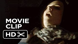 Darker Than Night Movie CLIP - Strangle (2014) -  Ona Casamiquela, Eréndira Ibarra Horror Movie HD