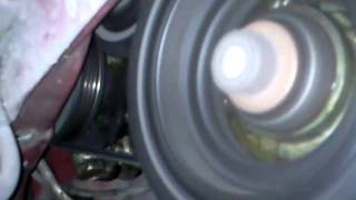 Ruido polea accesorios SR20DE Nissan Primera P11 GT