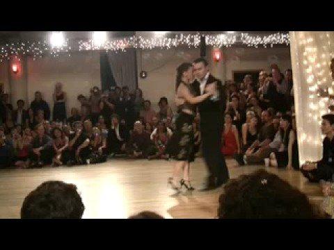 Gabriel Misse y Analia Centurion Tango PerformanceBahia Blanca