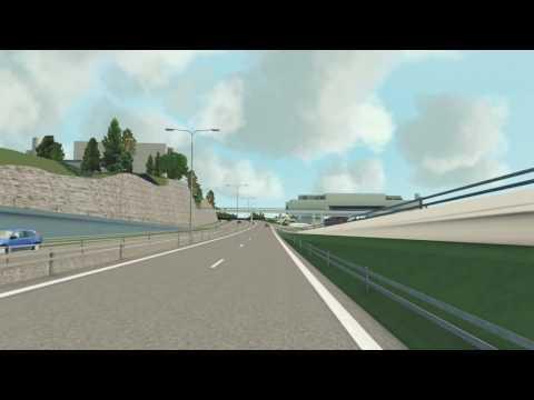 Så här planerar vi att bygga väg 226/571 Pålamalmsvägen-Högskolan | Trafikverket
