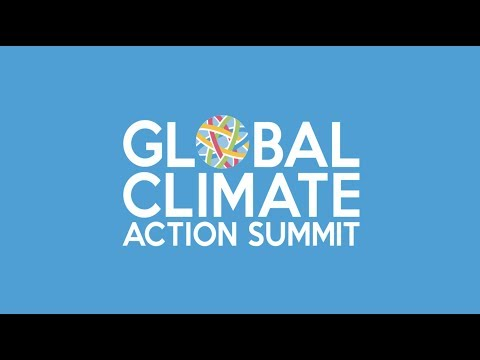Global Climate Action Summit - Day 1 - English