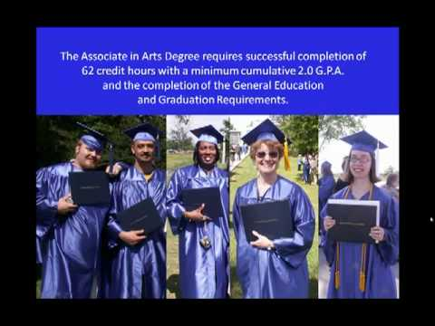 Arkansas Northeastern College Associate of Arts Degree