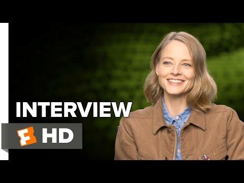Money Monster Interview - Jodie Foster (2016) - Drama HD