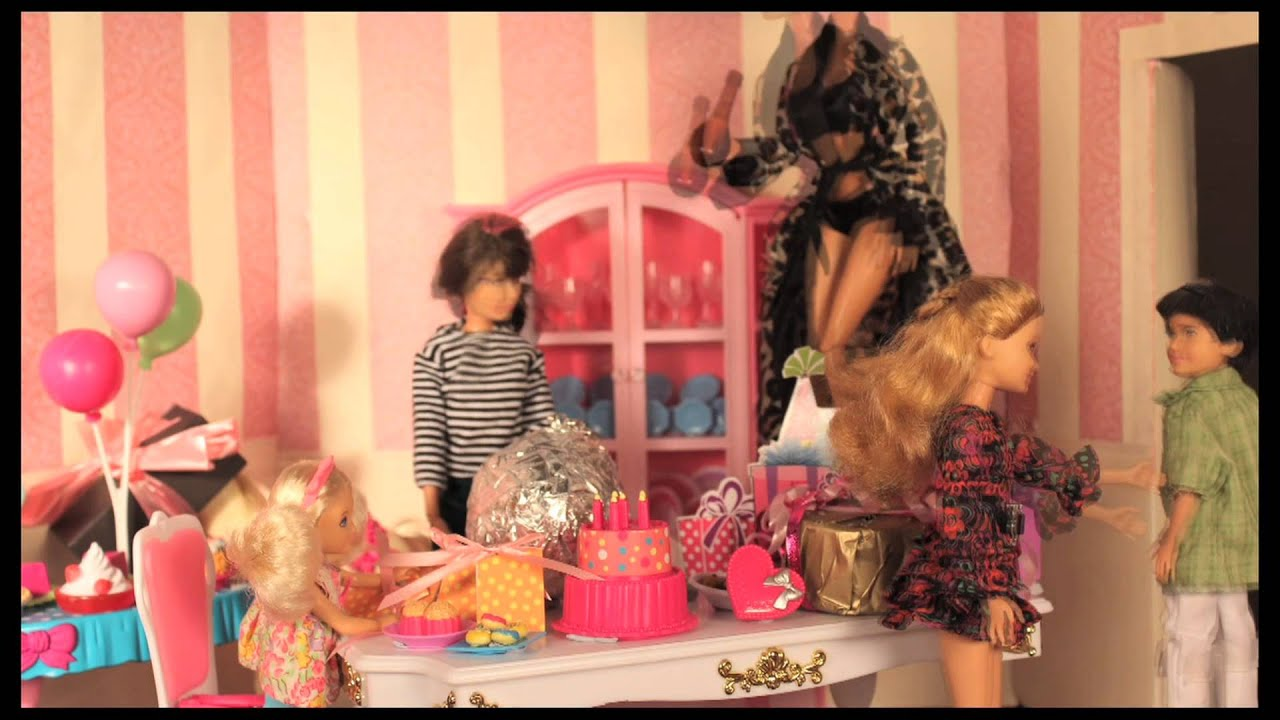 Stacie S Mom A Barbie Parody In Stop Motion For Mature