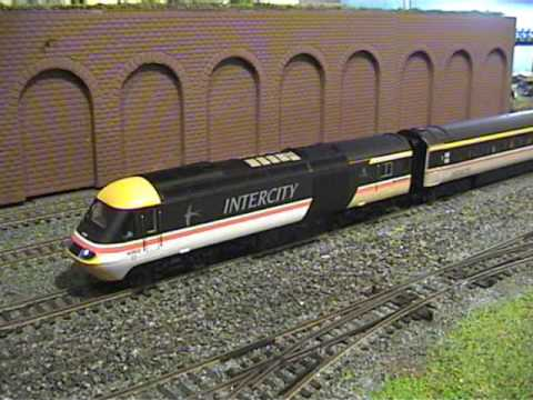 Hornby HST with Olivia's Trains and SWD DCC Sound Video