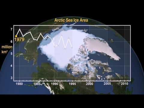 Contribution of sea ice loss to Arctic climate change by James Screen.mov
