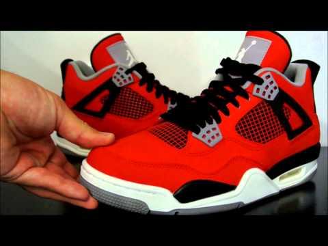 Air Jordan 4 Retro 'Toro' 2013